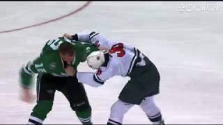 NHL Fight | Nick Seeler vs. Radek Faksa