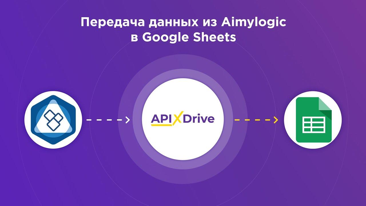Как настроить выгрузку данных из Aimylogic в GoogleSheets?
