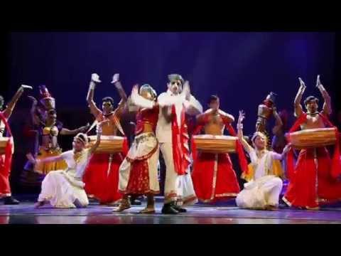 шоу BOLLYWOOD EXPRESS 29 октября 2014г Москва Кремль (видео)