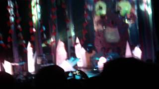 Animal Collective - Father Time (Live, 7/09/11) HD