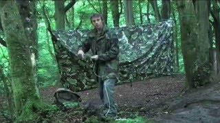 A-Z of Bushcraft - survival and wilderness skills