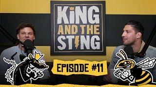 Carrey vs. Sandler | King and the Sting w/ Theo Von & Brendan Schaub #11