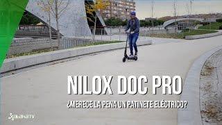 Nilox DOC Pro, patinete eléctrico para ciudad