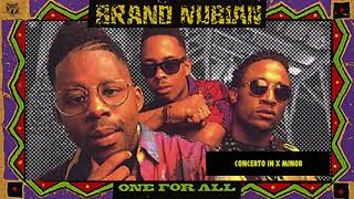 Brand Nubian - Concerto in X Minor
