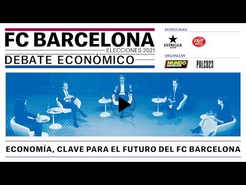 Debate económico elecciones 2021 FC Barcelona
