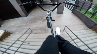 GoPro BMX Bike Riding in NYC 2