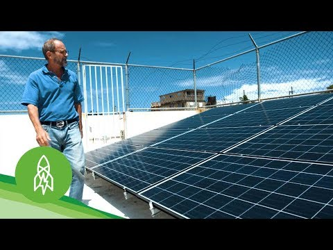 How Solar Energy Is Bringing Power Back to Puerto Rico