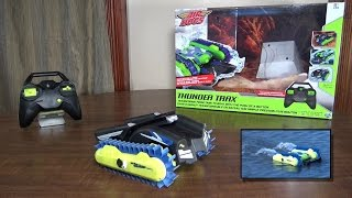 Air Hogs - Thunder Trax - Review and Run