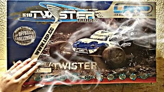 Unboxing LRP S10 Twister Truggy / T2M Ladegerät / Info / Kyosho RB7 F1