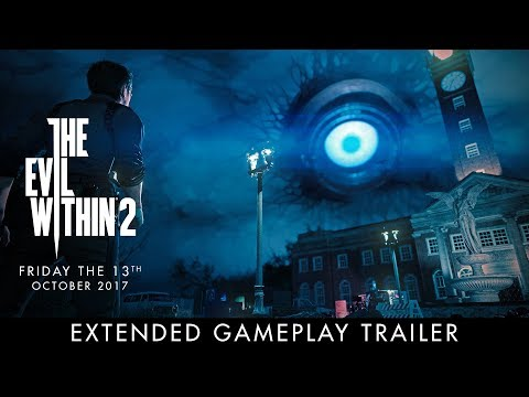 The Evil Within 2 – E3 Extended Gameplay Trailer thumbnail