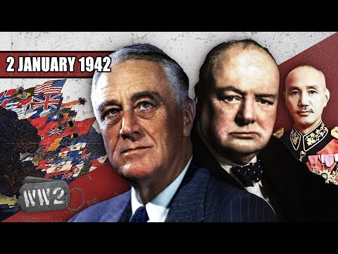 Deklarace Spojených národů - Druhá světová válka