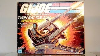 1983 Whirlwind (Twin Battle Gun) G.I. Joe review