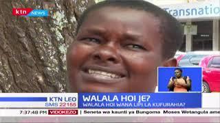 Walala hoi wa Kenya hawana lolote la kufurahia wakati wa COVID-19