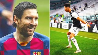 NEW TRASH In BARCELONA! What Happened? NEW LEVEL In RONALDO Career - Messi Is Worried