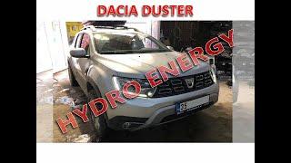 Dacia duster hidrojen yakıt tasarruf sistem montajı