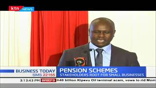 Pension Stakeholders root for small business as they urge the government to support pension schemes