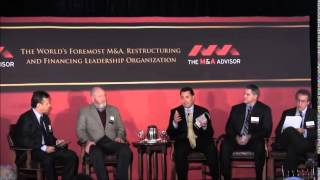 Carlos Moreira at the Roundtable talking cybersecurity at MAA Event in NYC part1