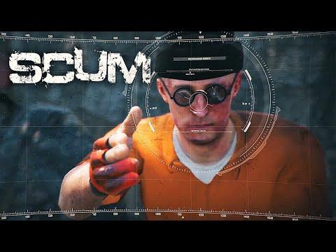 SCUM Steam Gift EUROPE - video trailer