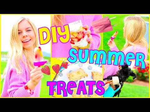 Easy Diy Summer Treats Chardon Ohio Professional House