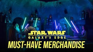 Must-have Souvenirs In Disneys New Star Wars Land