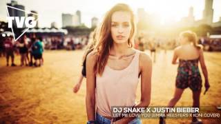 DJ Snake x Justin Bieber - Let Me Love You (Emma Heesters x Koni Cover)