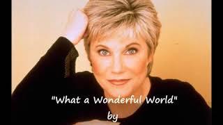 "ANNE MURRAY: ""WHAT A WONDERFUL WORLD"""