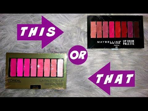 Color Riche La Palette Lip - Pink by L'Oreal #2