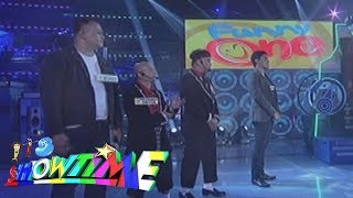 It's Showtime: Funny One Winer Aguilar And Dos Korambos Go Through The Semifinals