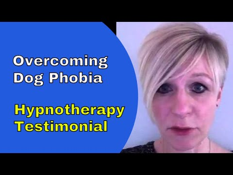 Overcoming dog phobia with hypnotherapy in Ely