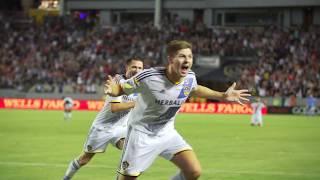 Top Five LA Galaxy goals in the Cali Clásico