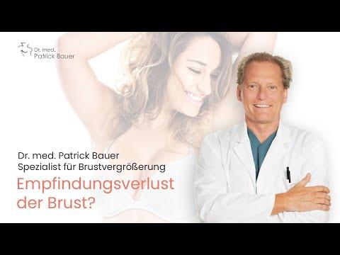 Die Operation nach der Abtragung des intraduktalen Papilloms der Brust