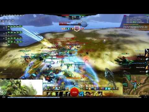 Guild Wars 2 WvW Druid Healer - Ace V
