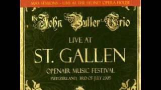 Peaches and Cream - John Butler Trio