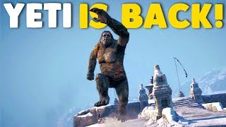 5 Hints To KILL THE YETI In Ghost Recon Wildlands