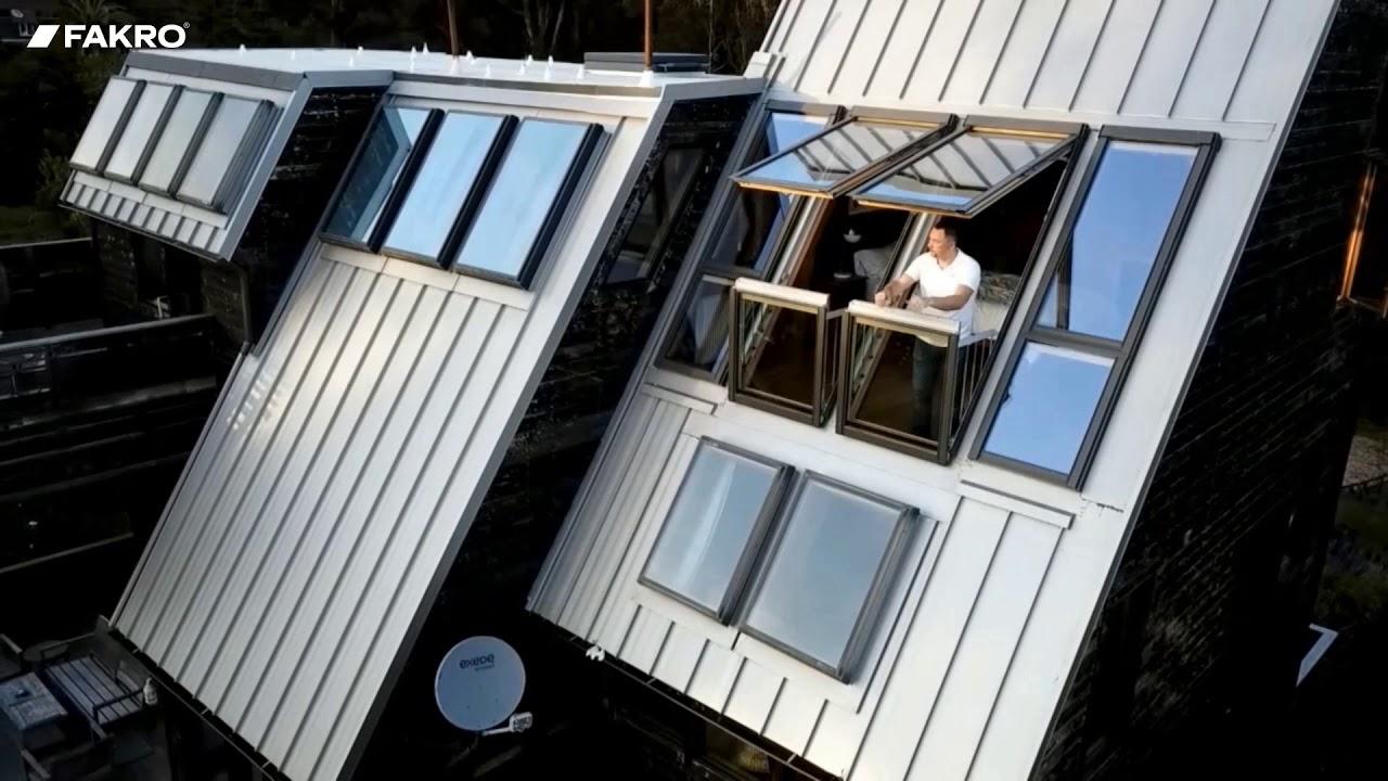 Operating Balcony Windows
