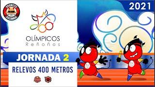 Juegos Olímpicos Reñoños 2021 - Jornada 2