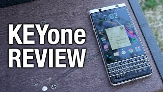 BlackBerry KEYone Review: It keeps going, and going...