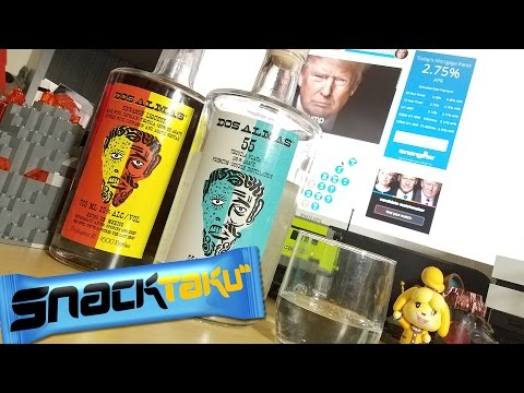 Screw It, Snacktaku Spends Election Night With Dos Almas Tequila