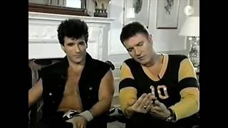 Duran Duran interview, 1990