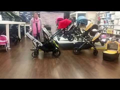 UPPAbaby Vista VS Baby Jogger City Select Double Stroller Review Comparison 2015