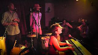 Ruth Theodore - The Carcass & The Pride. Live at Green Note