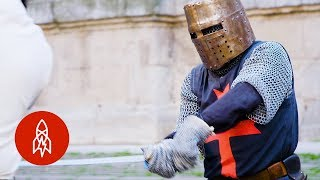 Enter Toledo, the Spanish City of Swords