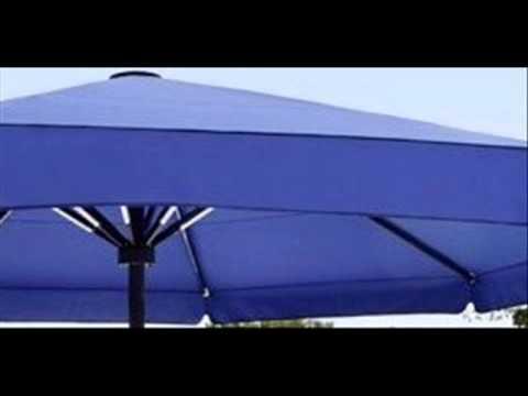 Video Ομπρελες Χονδρική 215.515.67.28 Umbrellas Cafe Bar Club Hotel Restaurant Beach Bar Pool Garden Patio