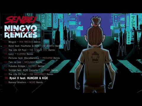 SENBEÏ - Ryori II feat. HUNGER & KGE