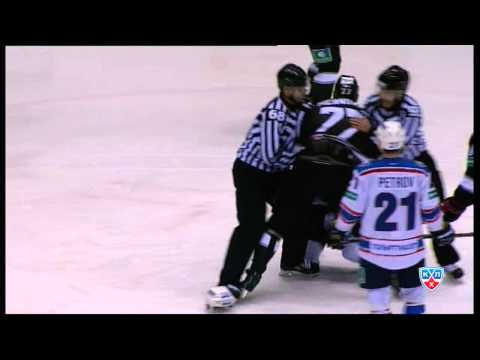 Oleg Piganovich vs. Denis Golubev