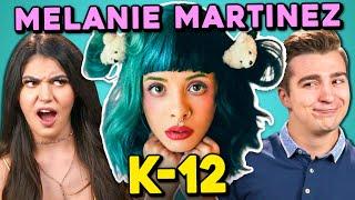College Kids React To Melanie Martinez - K-12 (The Film)