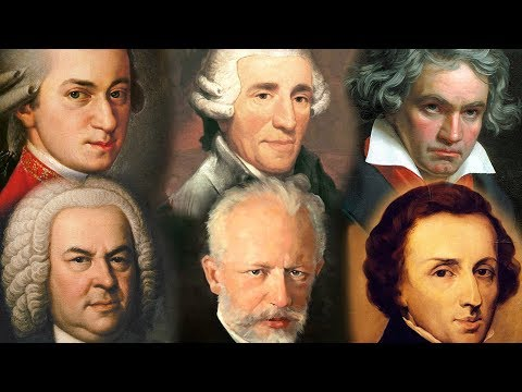 The Best of Classical Music | Classical October | Mozart Bach Beethoven Chopin Tchaikovsky