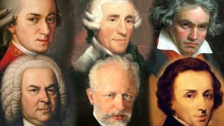 The Best Of Classical Music   Classical October   Mozart, Bach, Beethoven, Chopin, Tchaikovsky