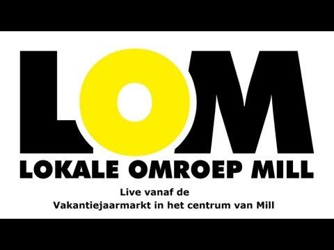 Vakantiemarkt Mill live!