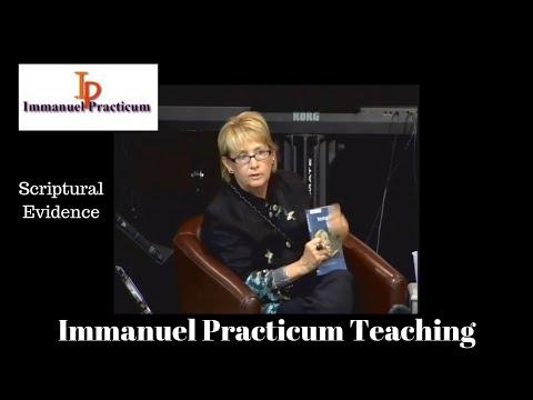 Scriptural Evidence for Immanuel Practicum